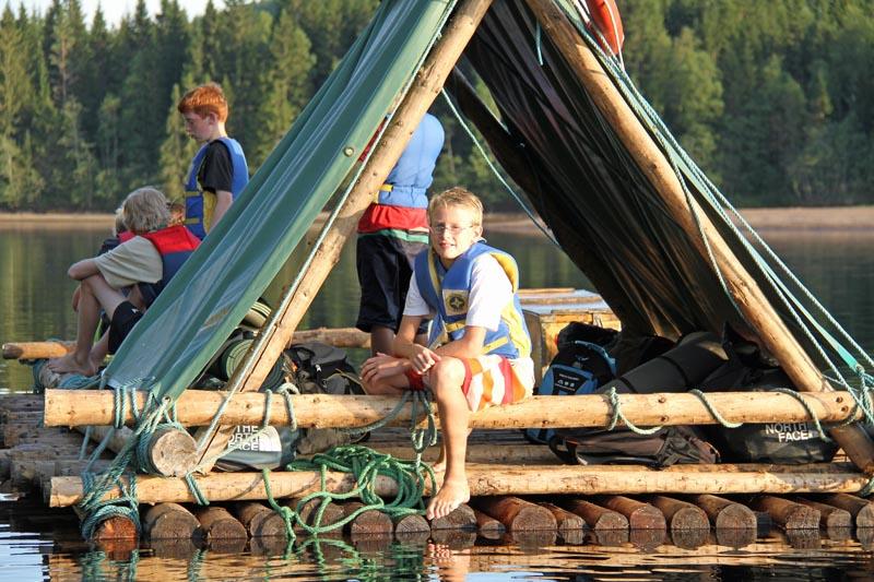 Påmelding Flåteleir 'Klarälven 2017'