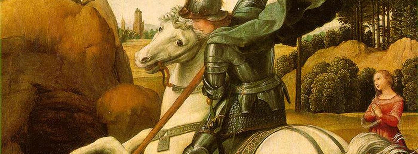 St.Georgsdag for vandrerne og rovere
