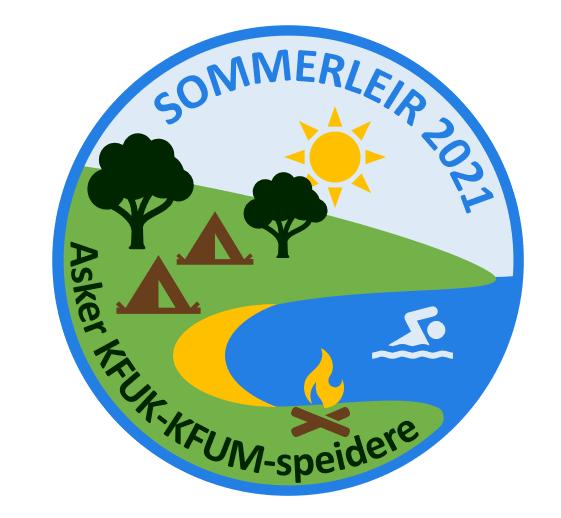 Siste info om Sommerleir 2021